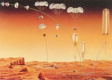 mars rover balloons - photo #8